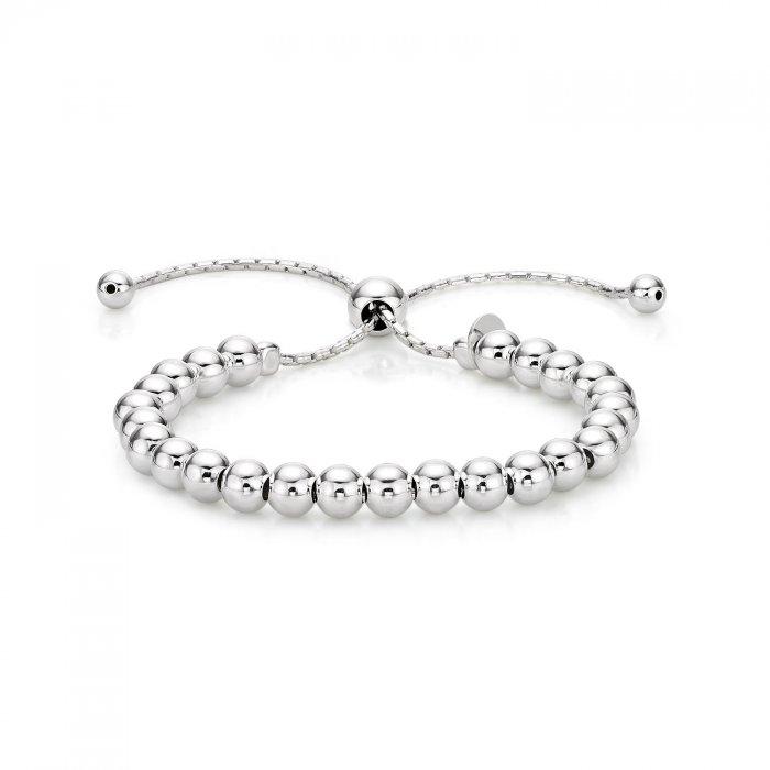aa0aaa64b85 Sterling Silver Ball Bracelet