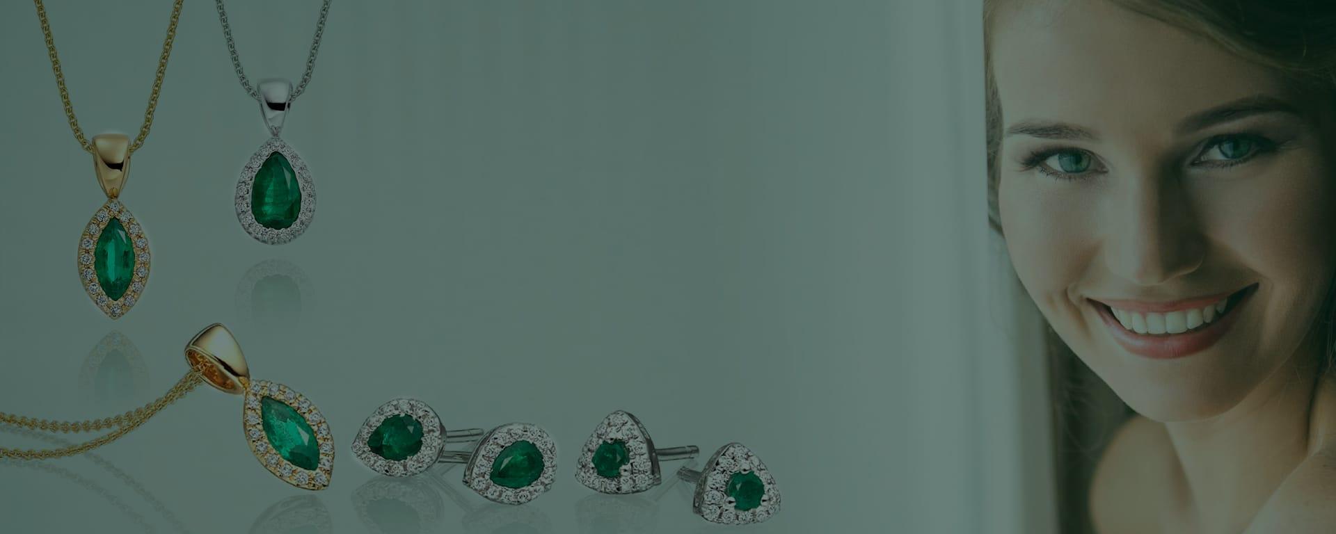 EMERALD JEWELLERYNatures most beautiful gem...